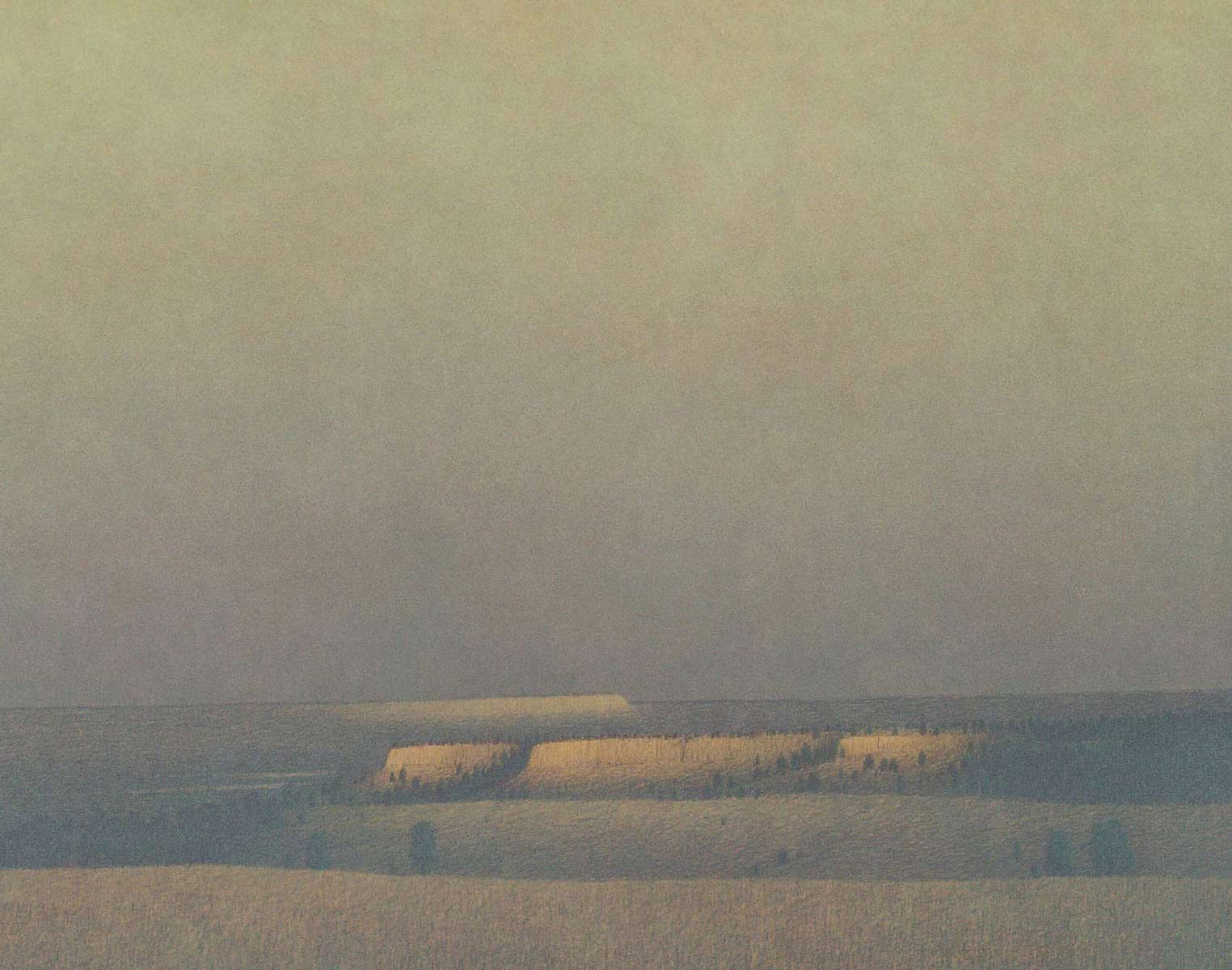 Chatham-Twilight in the Badlands