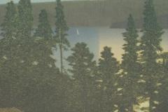 Chatham-Morning on Wild Horse Lake